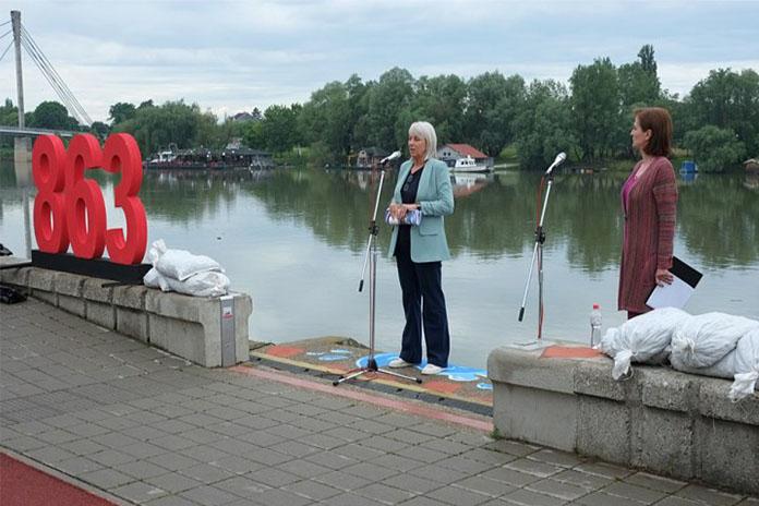 Sedma godišnjica odbrane od poplave