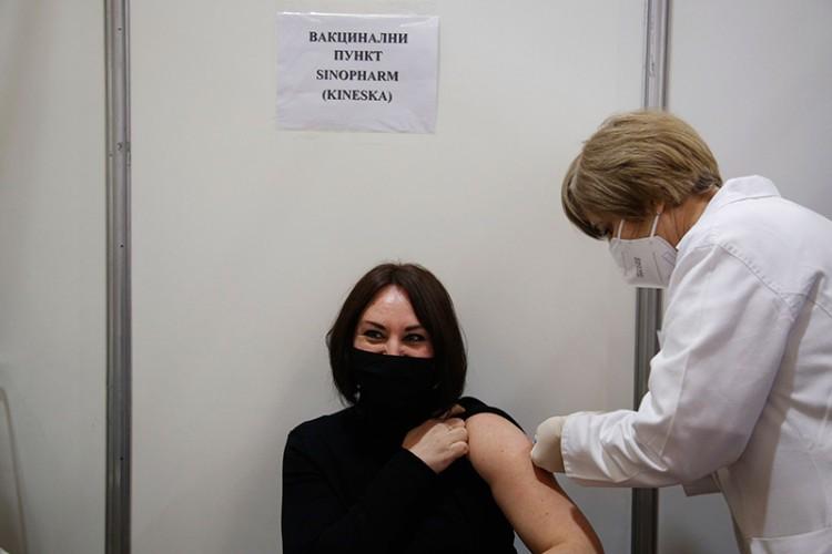 Treću dozu primilo 10.000 Mitrovčana