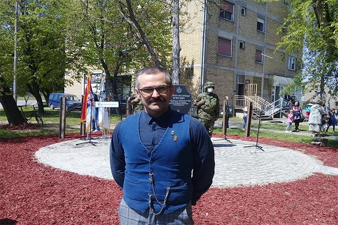 Otkriven spomenik poginulim vojnicima Kraljevine Jugoslavije u Aprilskom ratu