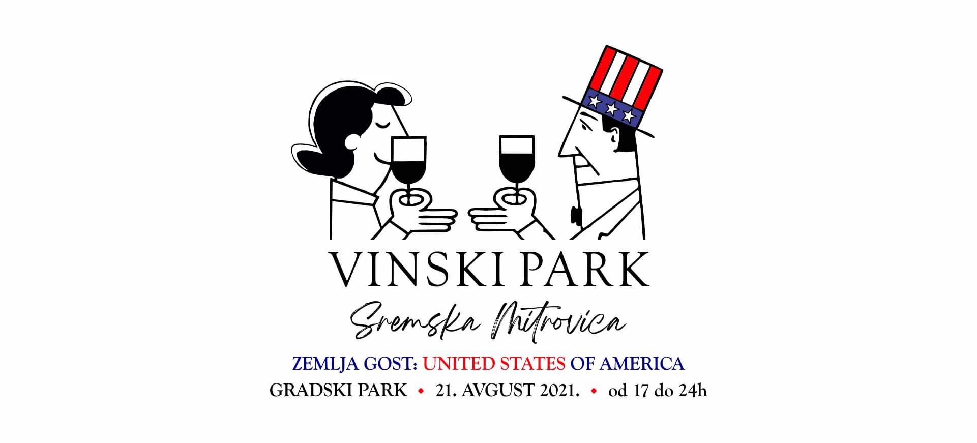Subota 21. avgust od 17h vinski park